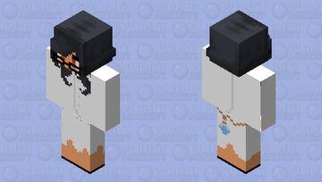 Aphmau scientist Minecraft Skin