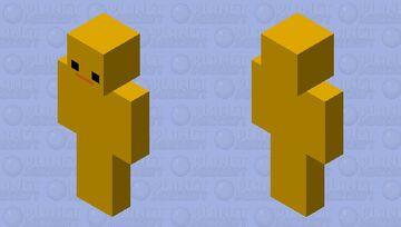 Duck Gunner Minecraft Skin