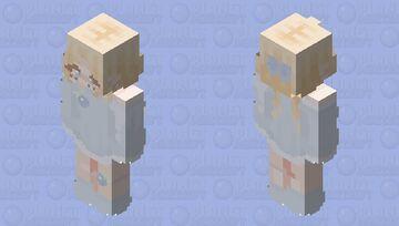 Little blue Minecraft Skin