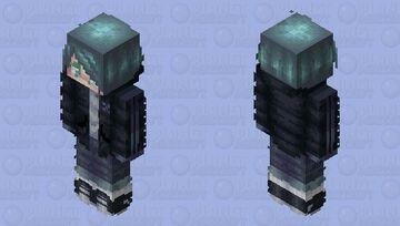 Boom never dies Minecraft Skin