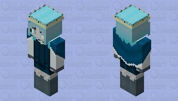 Icy queen Minecraft Skin