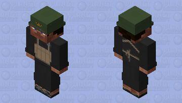 Vietcong (NFL) Minecraft Skin Minecraft Skin