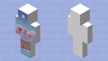 mushroom biome - so Minecraft Skin