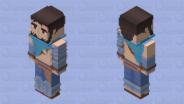 Yasuo 128x128 skin / League of Legends minecraft skin Minecraft Skin