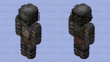 predator Minecraft Skin