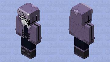 Ruv (friday night funkin) Minecraft Skin