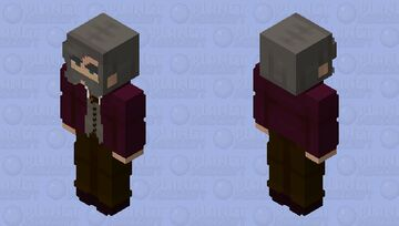 -+Falling Leaves+- RQ Minecraft Skin