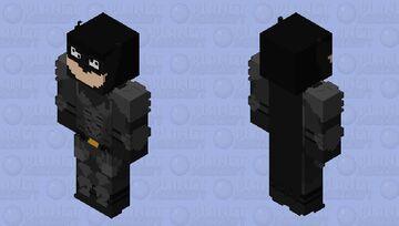 "Bruce Wayne ""Batman"" Minecraft Skin"