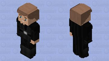 Luke Skywalker: The Mandalorian Season 2 Minecraft Skin