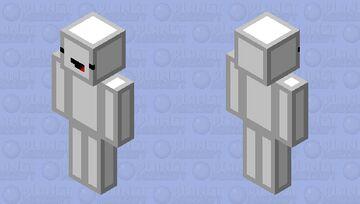 TheOdd1sOut in Minecraft Minecraft Skin