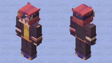 Reki Kyan - SK8 the Infinity Minecraft Skin