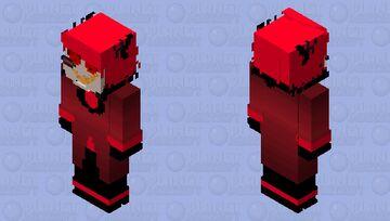 Alastor old design Minecraft Skin
