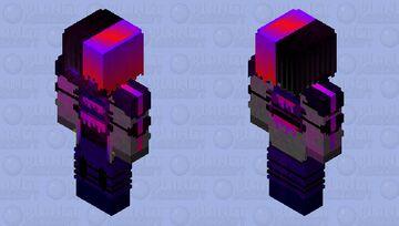 SprayPaint Minecraft Skin