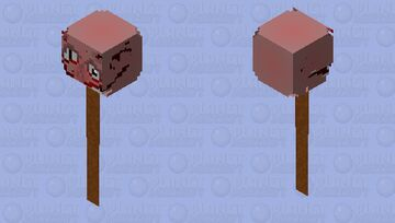 Guess what this is Minecraft Skin