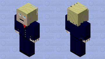 Trump Minecraft Skin