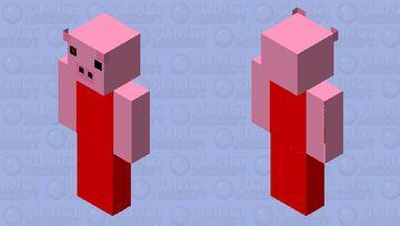 PIGGY (ROBLOX) Minecraft Skin