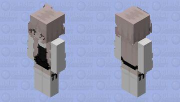 BLONDE - HD Revamp Minecraft Skin