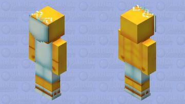Gnorc Kamikaze | Spyro Minecraft Skin