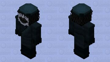 The Babadook (2014) Minecraft Skin