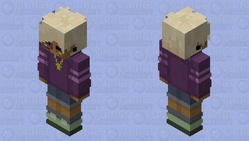 Travis Phelps Minecraft Skin