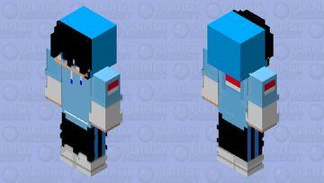 SFA_Craft Minecraft Skin