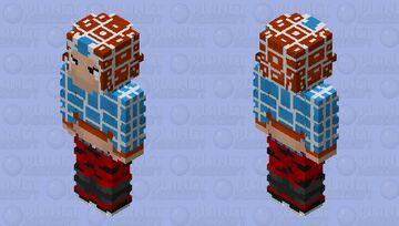 Guido Mista   JOJO Minecraft Skin
