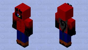 Deviled Lee Hellgate Minecraft Skin