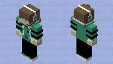 Devin II (NYU REDO) Minecraft Skin