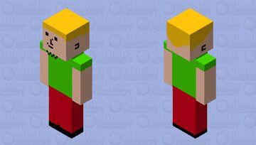 Shaggy Rogers (ok) Minecraft Skin