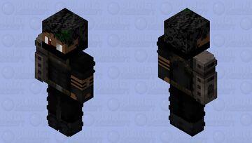 Deadeye speed knight Minecraft Skin