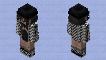 Flare Minecraft Skin