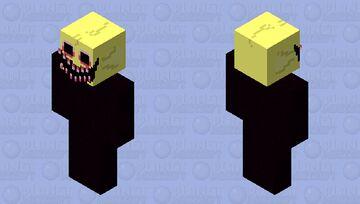 Monster/Lemon Demon (FNF) Minecraft Skin
