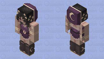 Midnight Stalker Minecraft Skin