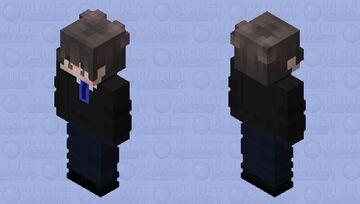 IlyMiller :3 Minecraft Skin