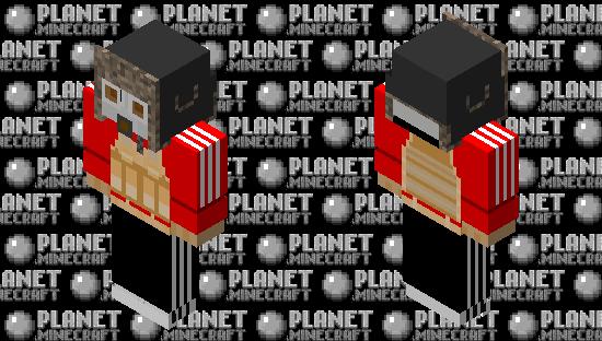 Царь Максим Эмануэлов Minecraft Skin