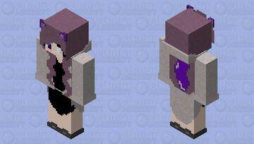 Casia Faucher (OC) Minecraft Skin