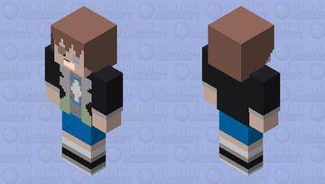 Anthony Taylor not Minecraft Skin