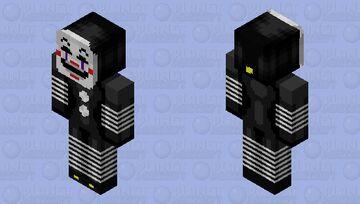 Stylised Puppet Minecraft Skin