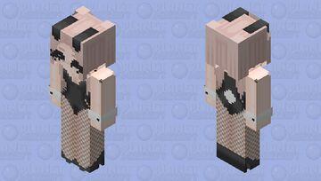 Bunny Girl HD Minecraft Skin