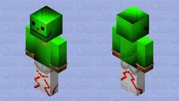 jj derp DRIP HD Minecraft Skin
