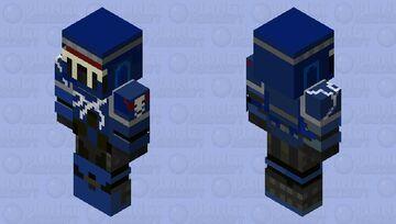 Night lords Minecraft Skin