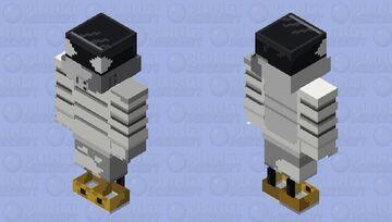 My Hero Academia - Thirteen Minecraft Skin
