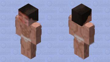Sexiest man alive Minecraft Skin