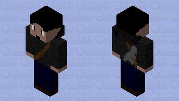 The quiet kid Minecraft Skin