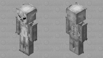 ✨Glamorous Alien Minecraft Skin