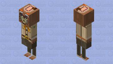 Phineas - Animal Crossing New Leaf Minecraft Skin