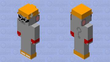 ritz the rat Minecraft Skin