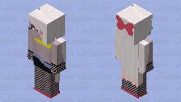 Vagatha Minecraft Skin