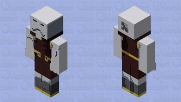My Hero Academia - Cementoss Minecraft Skin