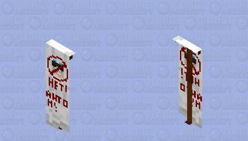 Banner Minecraft Skin